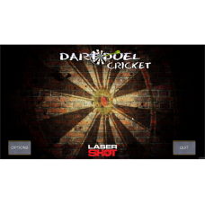 Dart Duel - Cricket