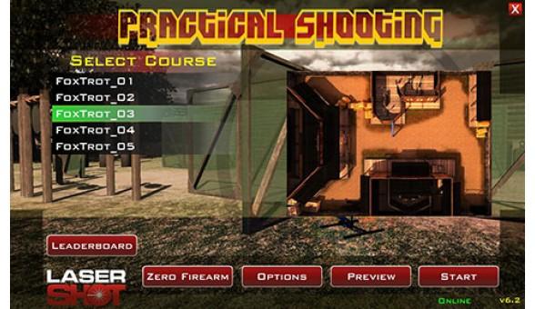 Practical Shooting Foxtrot
