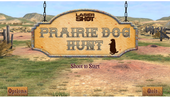Prairie Dog Hunt