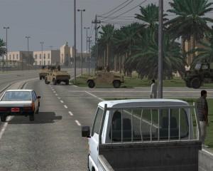 VBS2 – Tactical Weapon Simulator Screen Shot