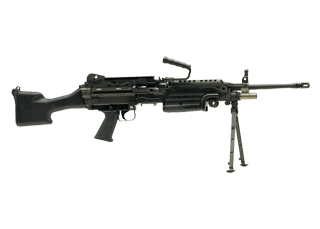 M249 Simulated Recoil
