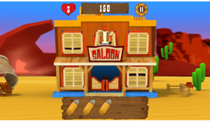 The Saloon-gameplay